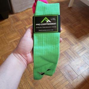 Procompression L/XL socks